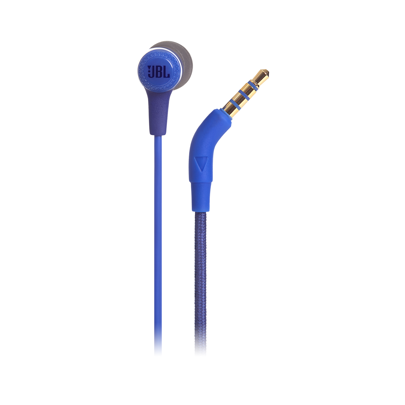E15 - Blue - In-ear headphones - Detailshot 2