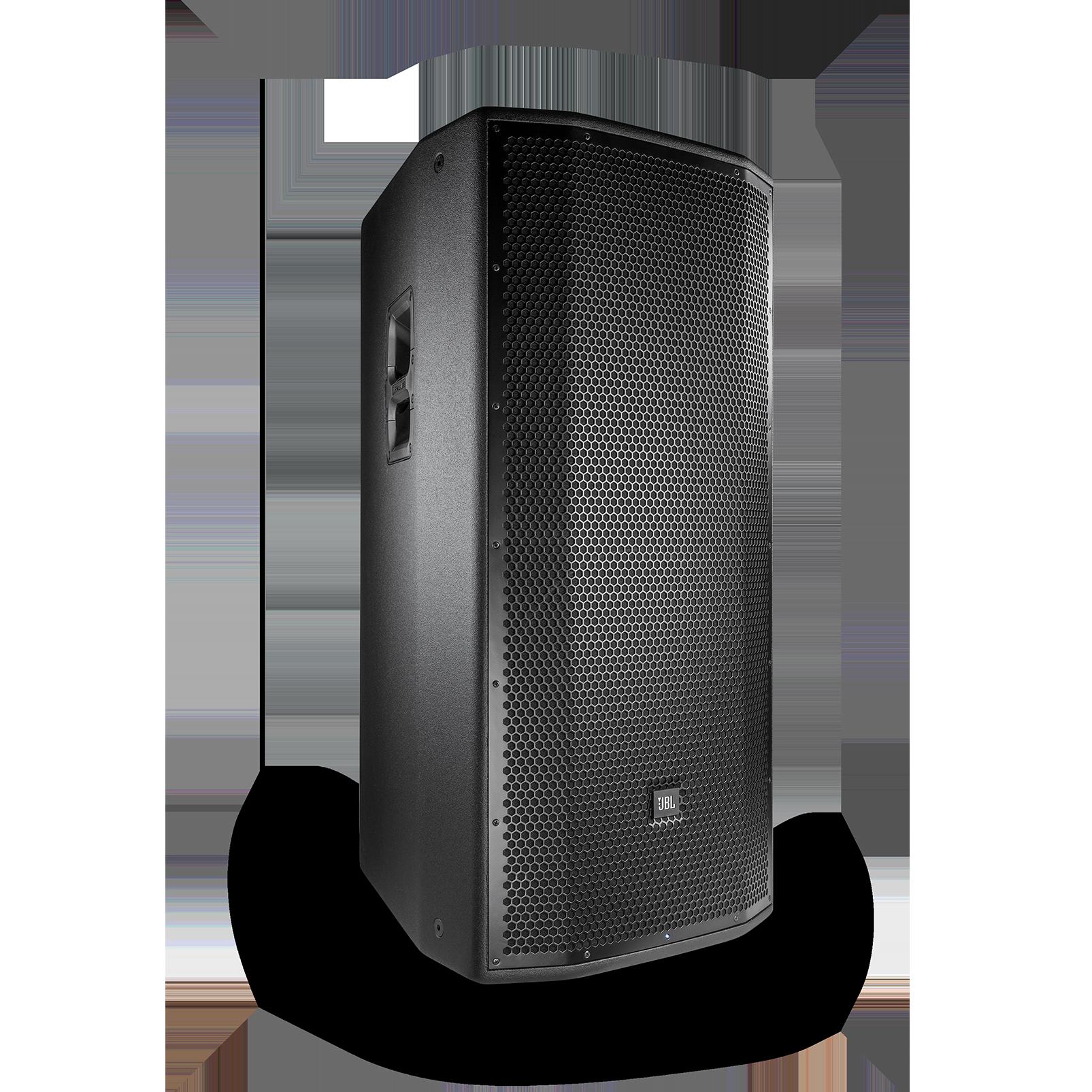 """JBL PRX835 - Black - 15"""" Three-Way Full-Range Main System with Wi-Fi - Hero"""
