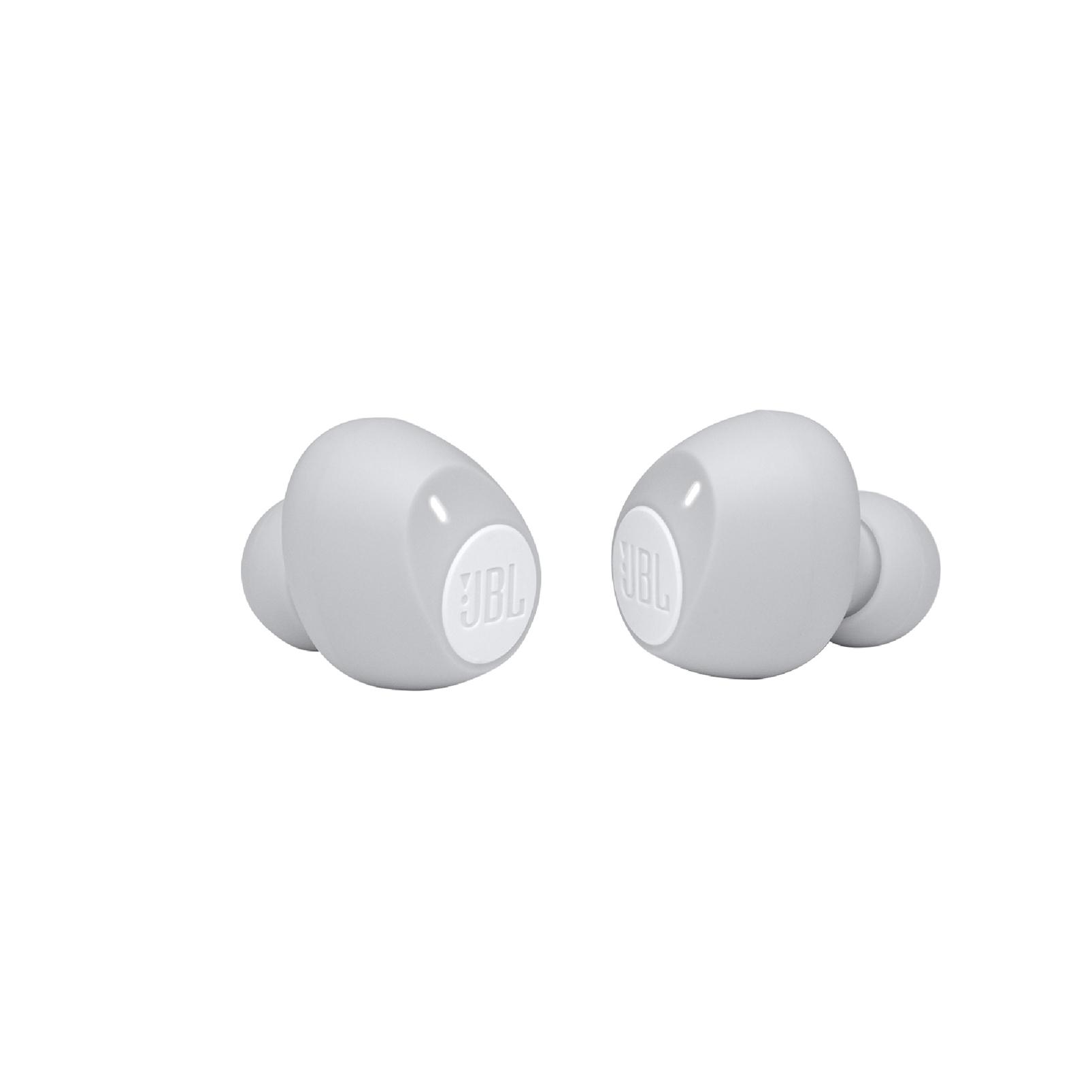 JBL C115TWS - White - Detailshot 1