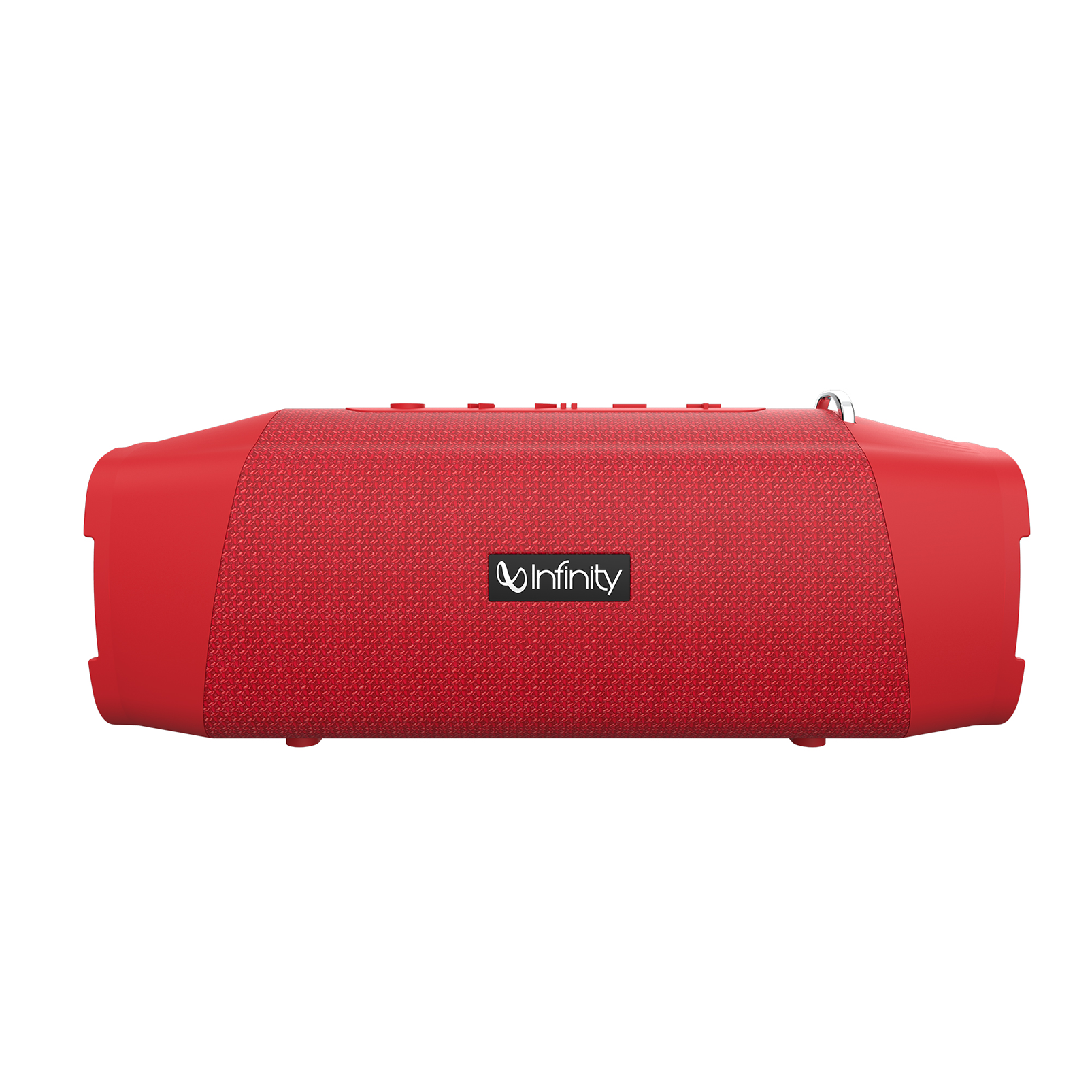 INFINITY FUZE 700 - Red - Portable Wireless Speakers - Hero