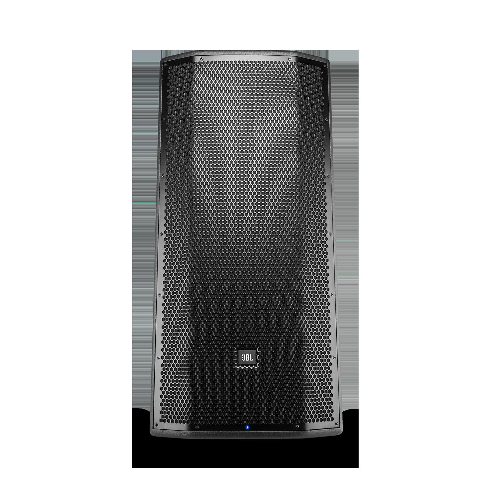 """JBL PRX835 - Black - 15"""" Three-Way Full-Range Main System with Wi-Fi - Front"""