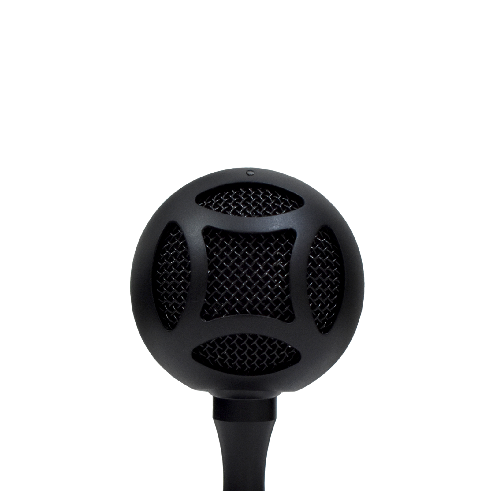 CSUM06 - Black - Mini USB Microphone - Detailshot 2