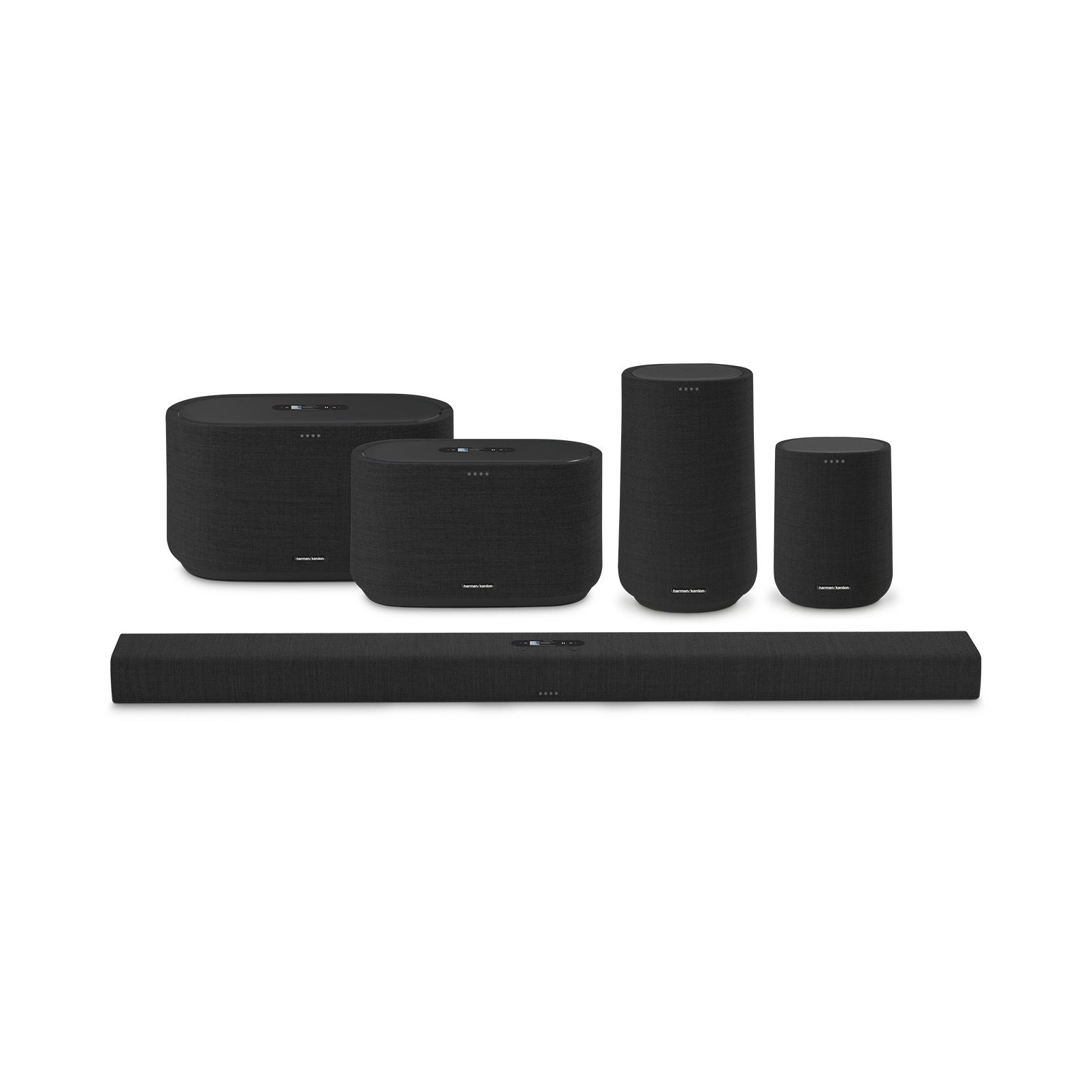 Harman Kardon Citation ONE - Black - Compact, smart and amazing sound - Detailshot 5