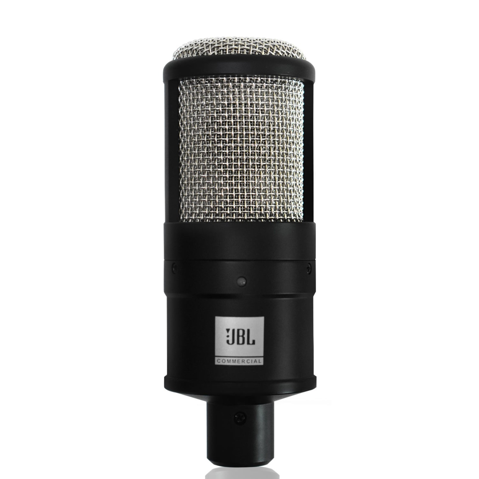 CSSM100 - Black - Studio Condenser Microphone - Hero