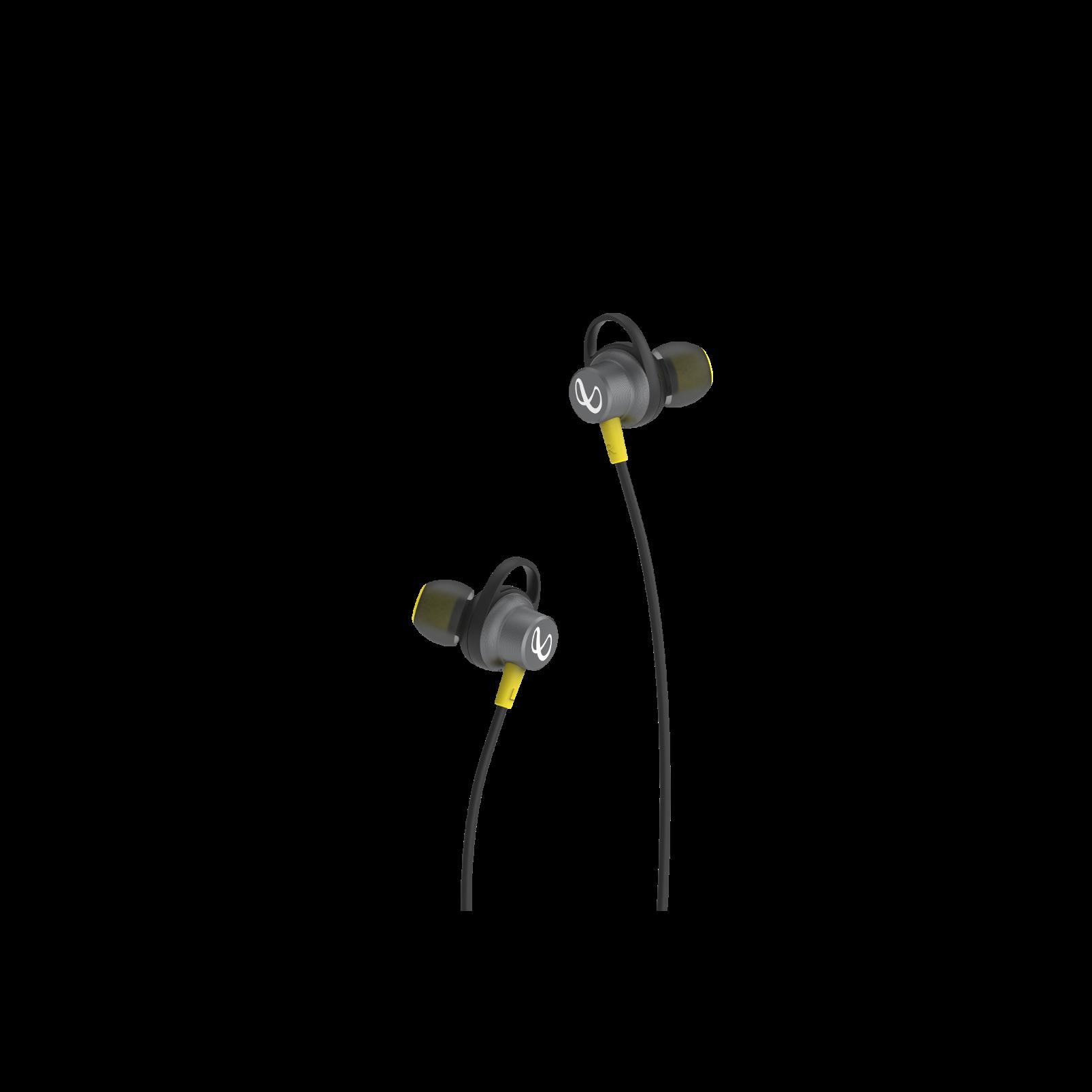 INFINITY GLIDE 120 - Black / Yellow - Hero