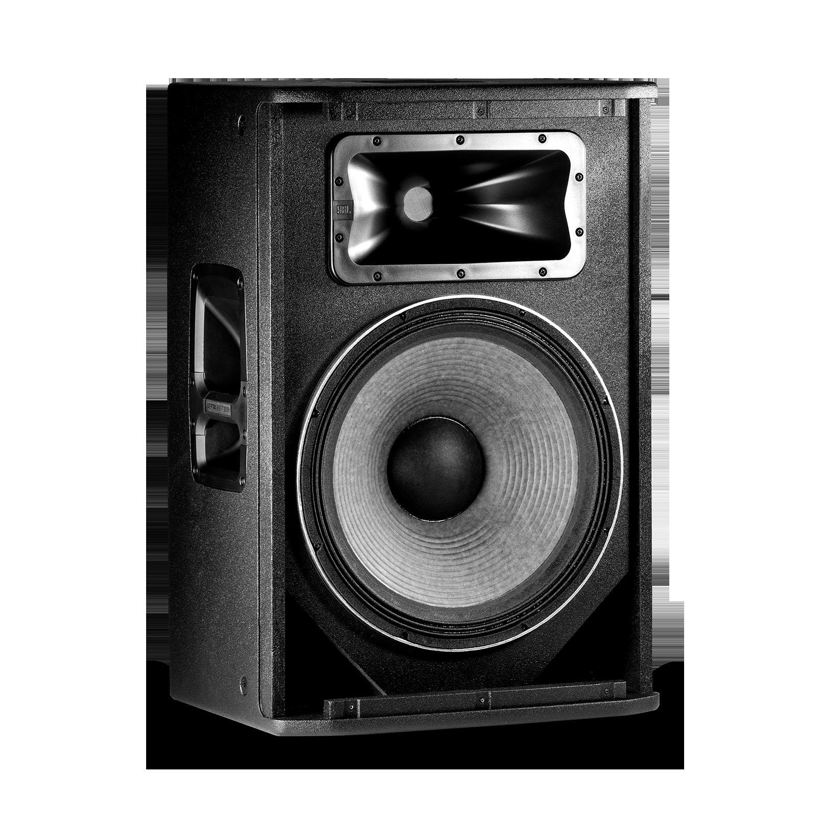"JBL SRX815 - Black - 15"" Two-Way Bass Reflex Passive System - Detailshot 1"