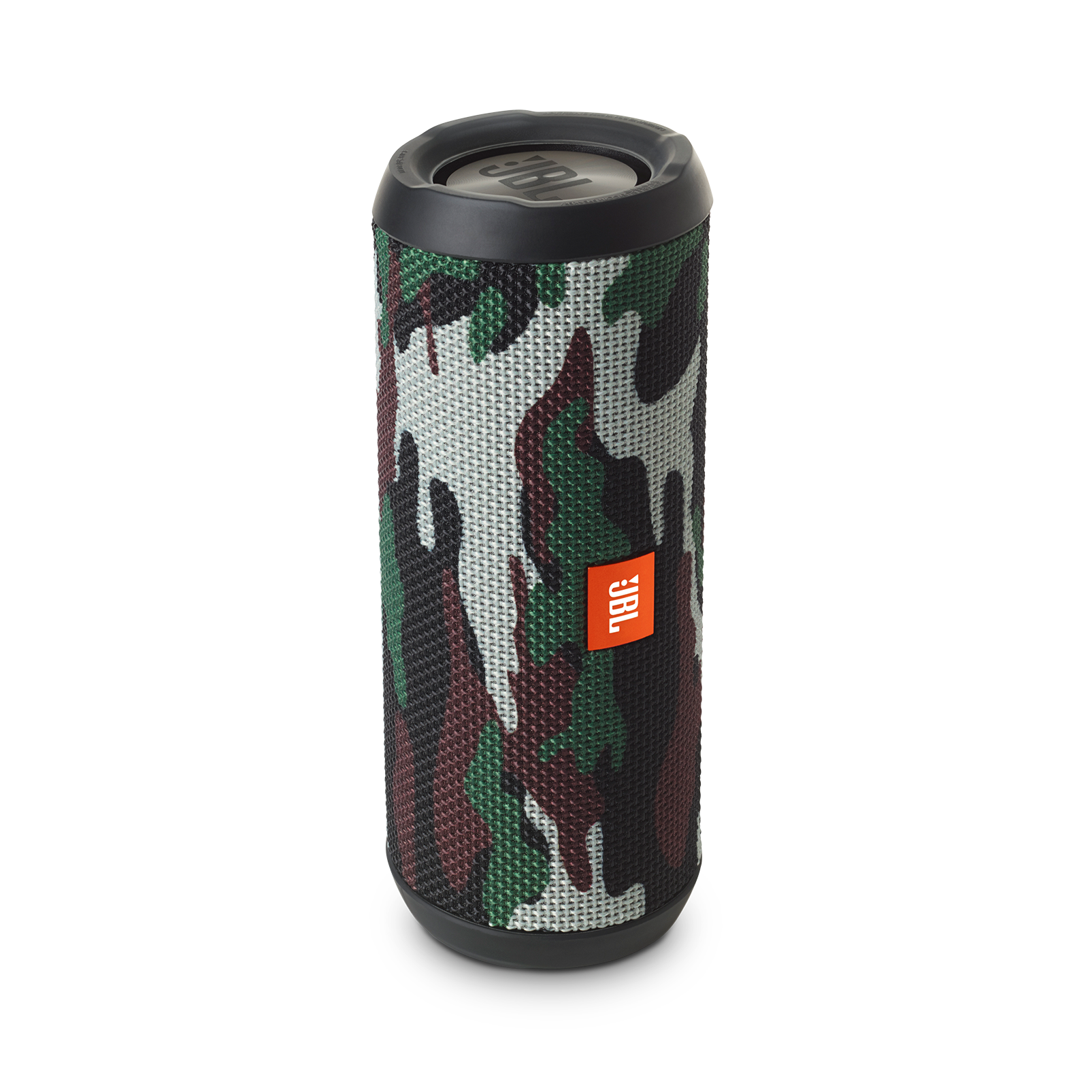 JBL Flip 3 Special Edition - Squad - Splashproof portable Bluetooth speaker with powerful sound and speakerphone technology - Hero