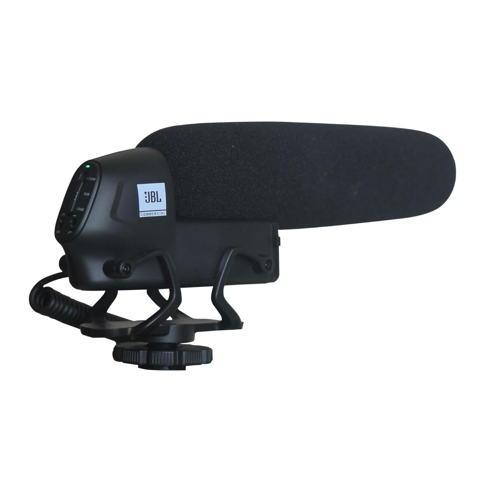 CSSG20 - Black - On-Camera Shotgun Microphone - Detailshot 1