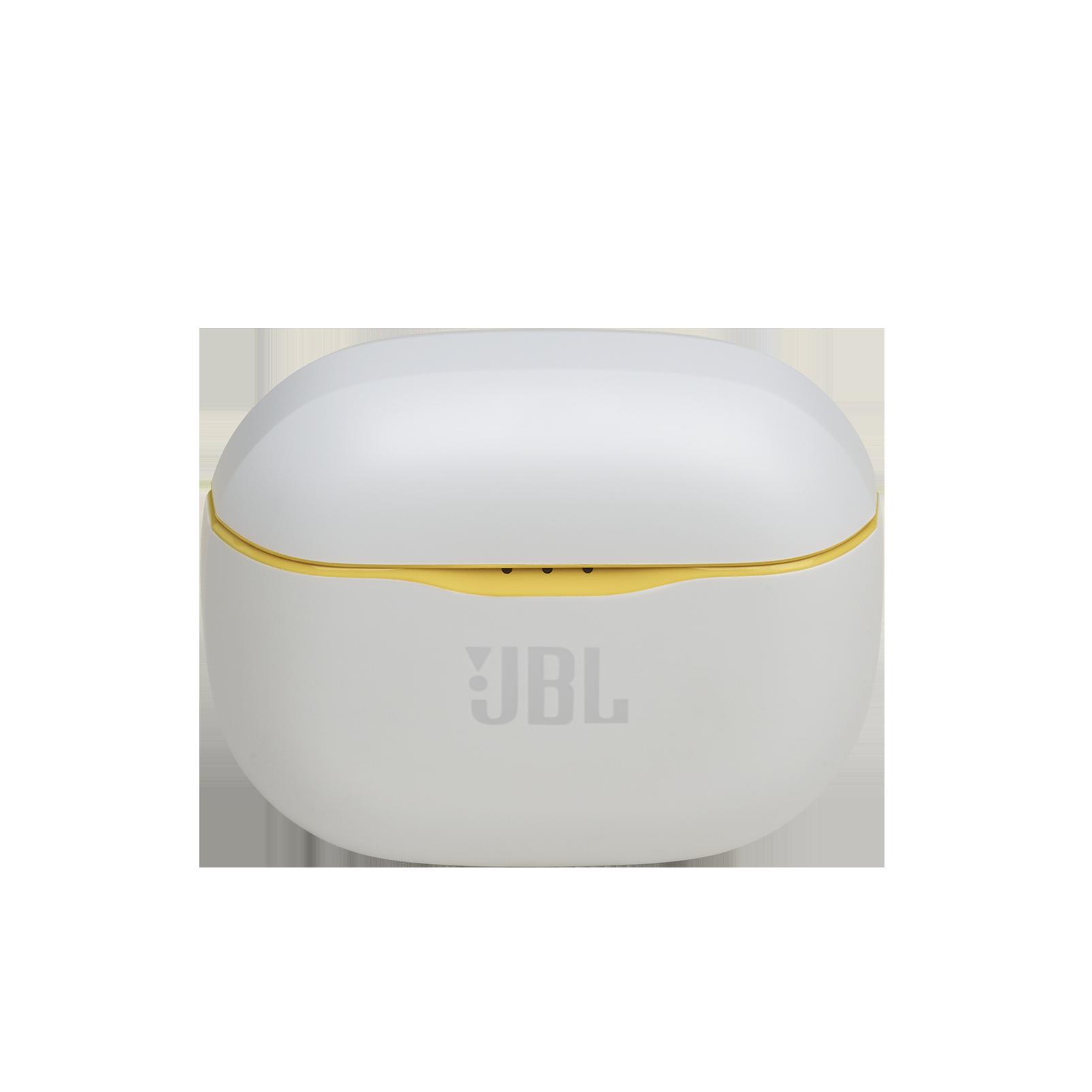 JBL TUNE 120TWS - Yellow - Truly wireless in-ear headphones. - Detailshot 1