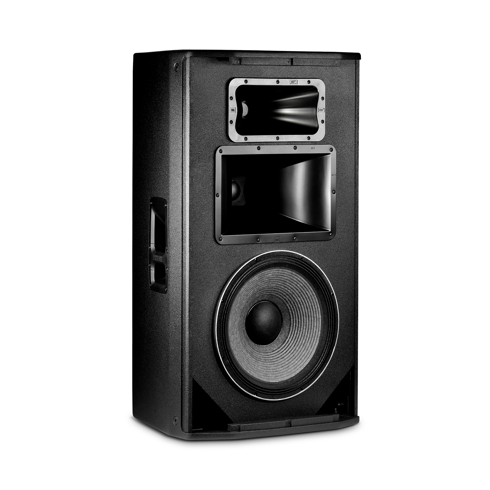 "JBL SRX835 - Black - 15"" Three-Way Bass Reflex Passive System - Detailshot 1"