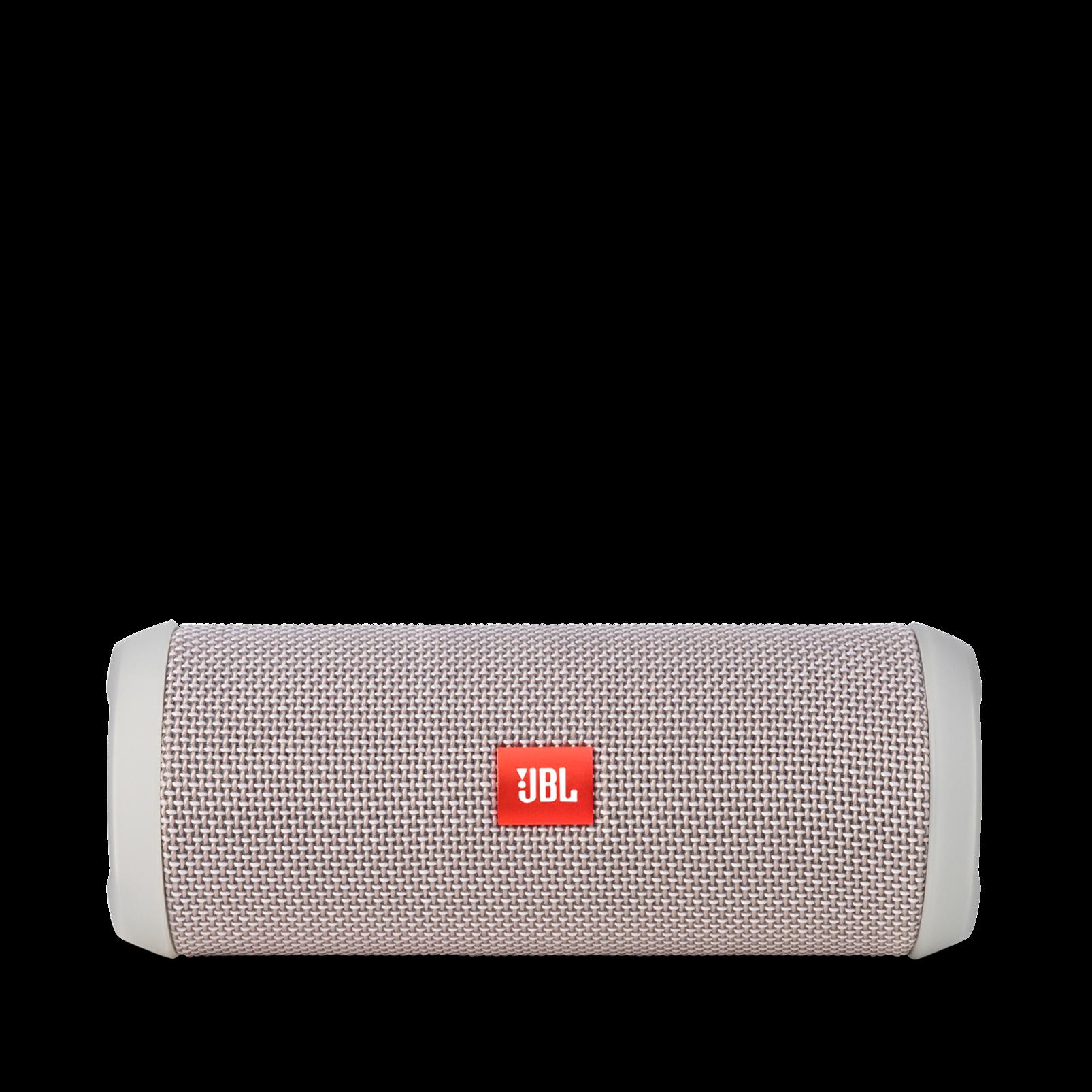 JBL Flip 3 - Grey - Splashproof portable Bluetooth speaker with powerful sound and speakerphone technology - Front