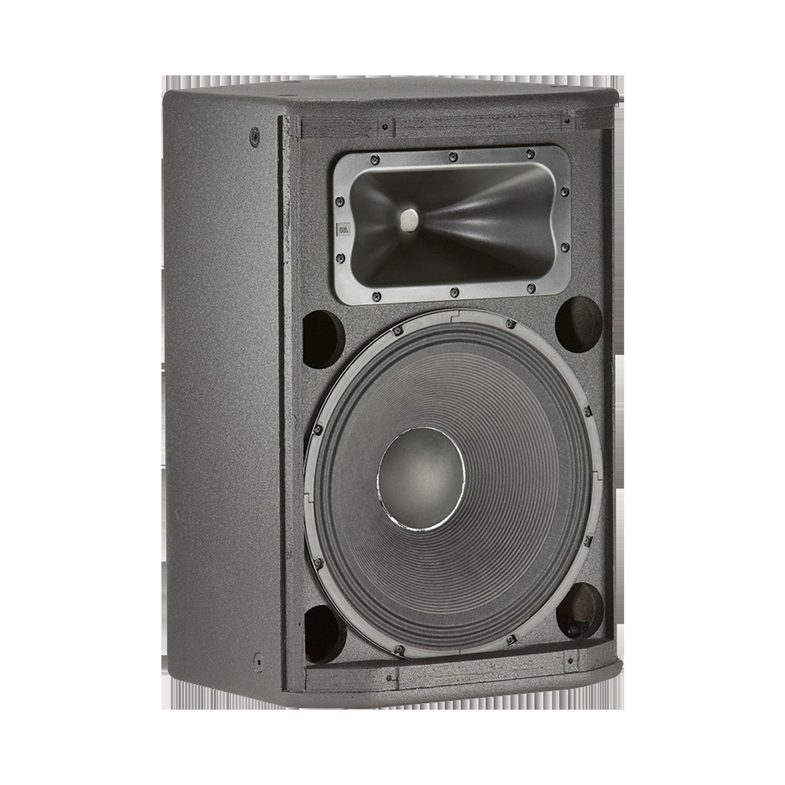 "JBL PRX415M - Black - 15"" Two-Way Stage Monitor and Loudspeaker System - Detailshot 1"