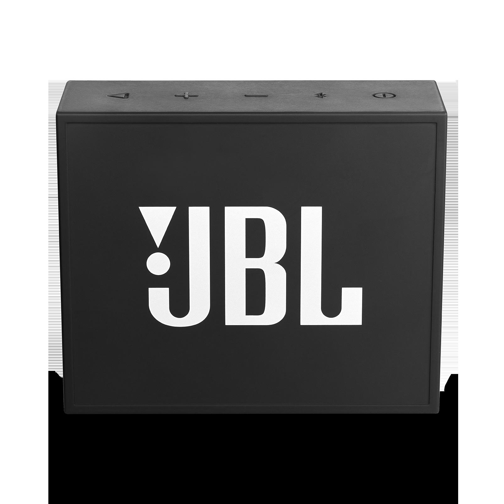 JBL GO+ - Black - Portable Bluetooth® Speaker - Back