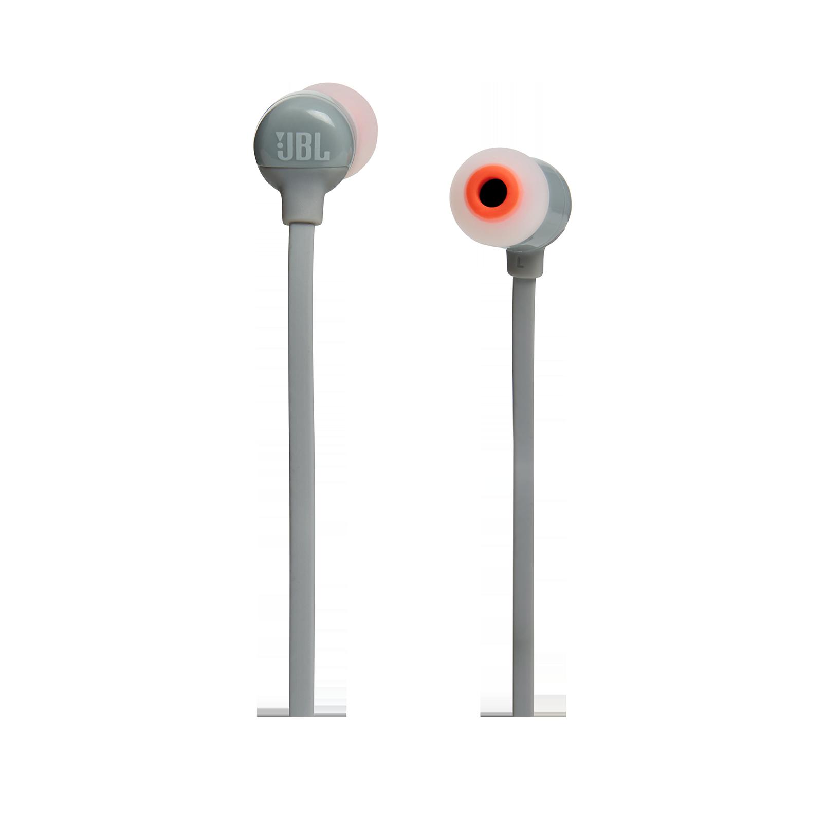 JBL TUNE 110BT - Grey - Wireless in-ear headphones - Front