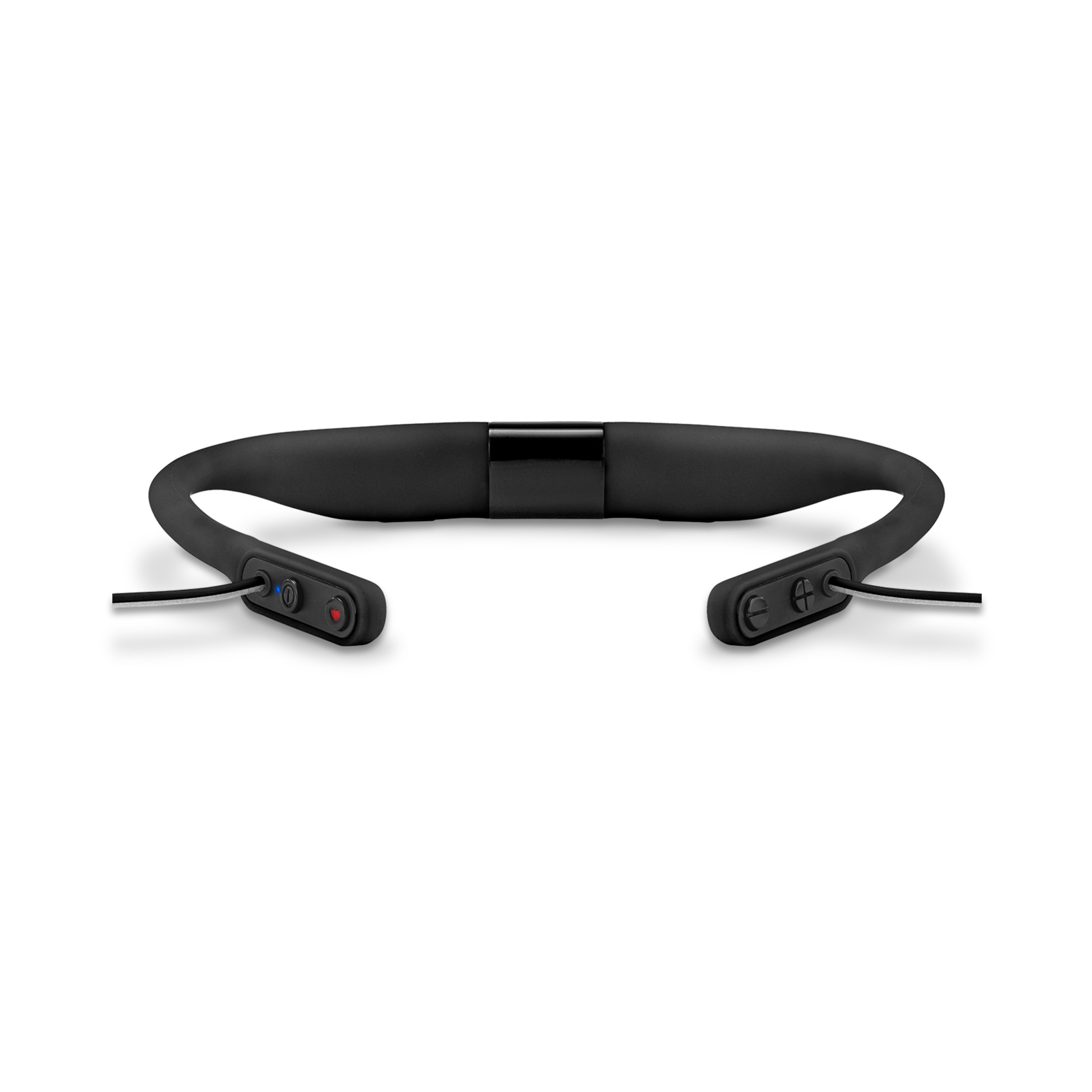 JBL Reflect Fit - Black - Heart Rate Wireless Headphones - Detailshot 2