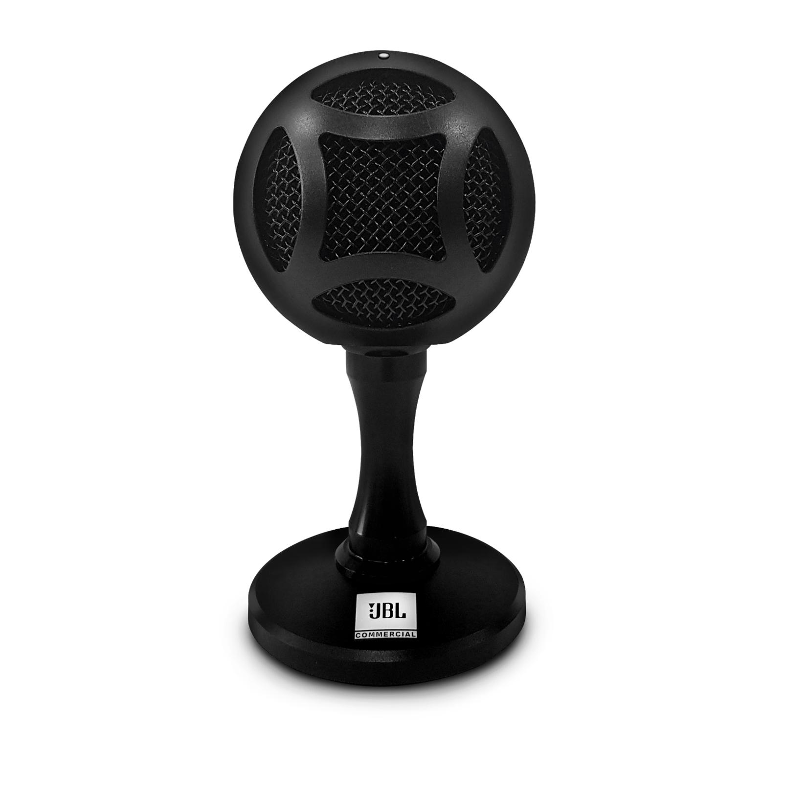 WFH100 - Black - USB powered speakers and Mini USB Microphone Bundle - Detailshot 3