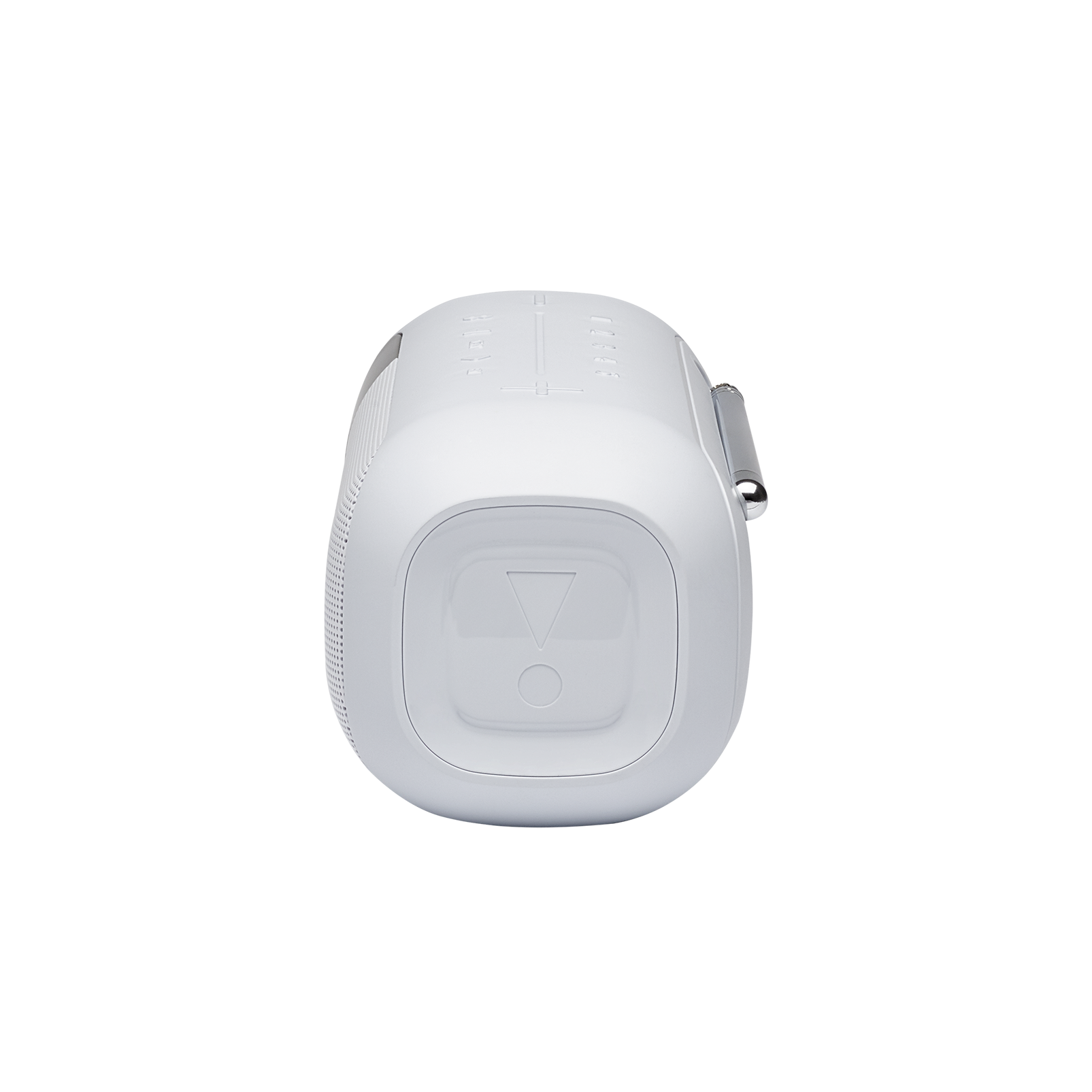 JBL Tuner 2 FM - White - Portable FM radio with Bluetooth - Left