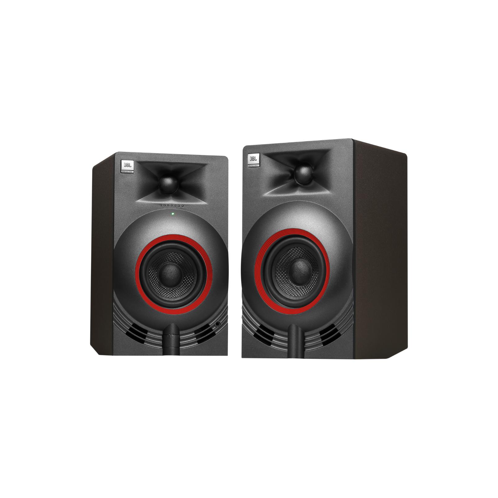 """NANO K3 - Black - 3"""" Full-range Powered Monitor Pair - Hero"""