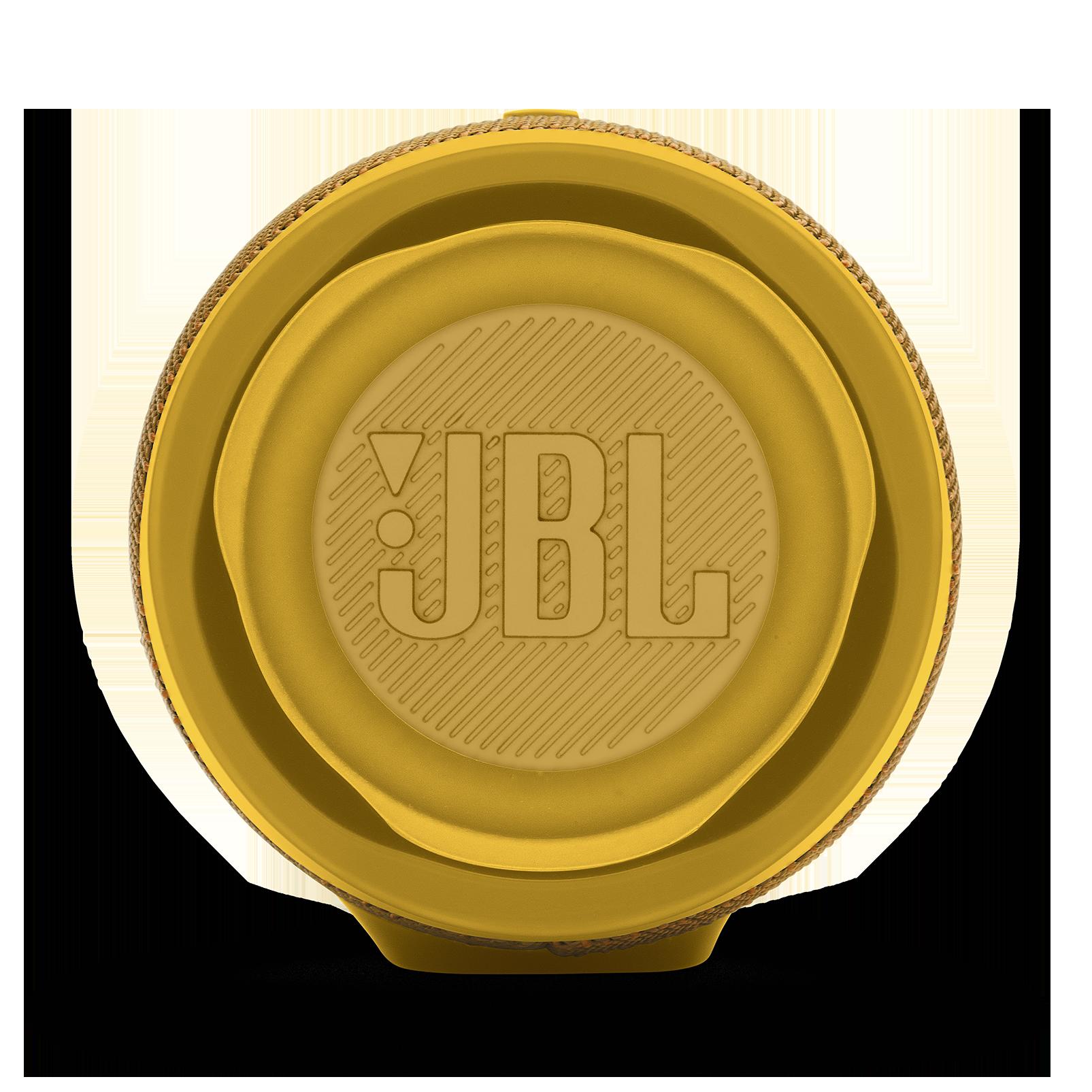 JBL Charge 4 - Mustard Yellow - Portable Bluetooth speaker - Detailshot 2