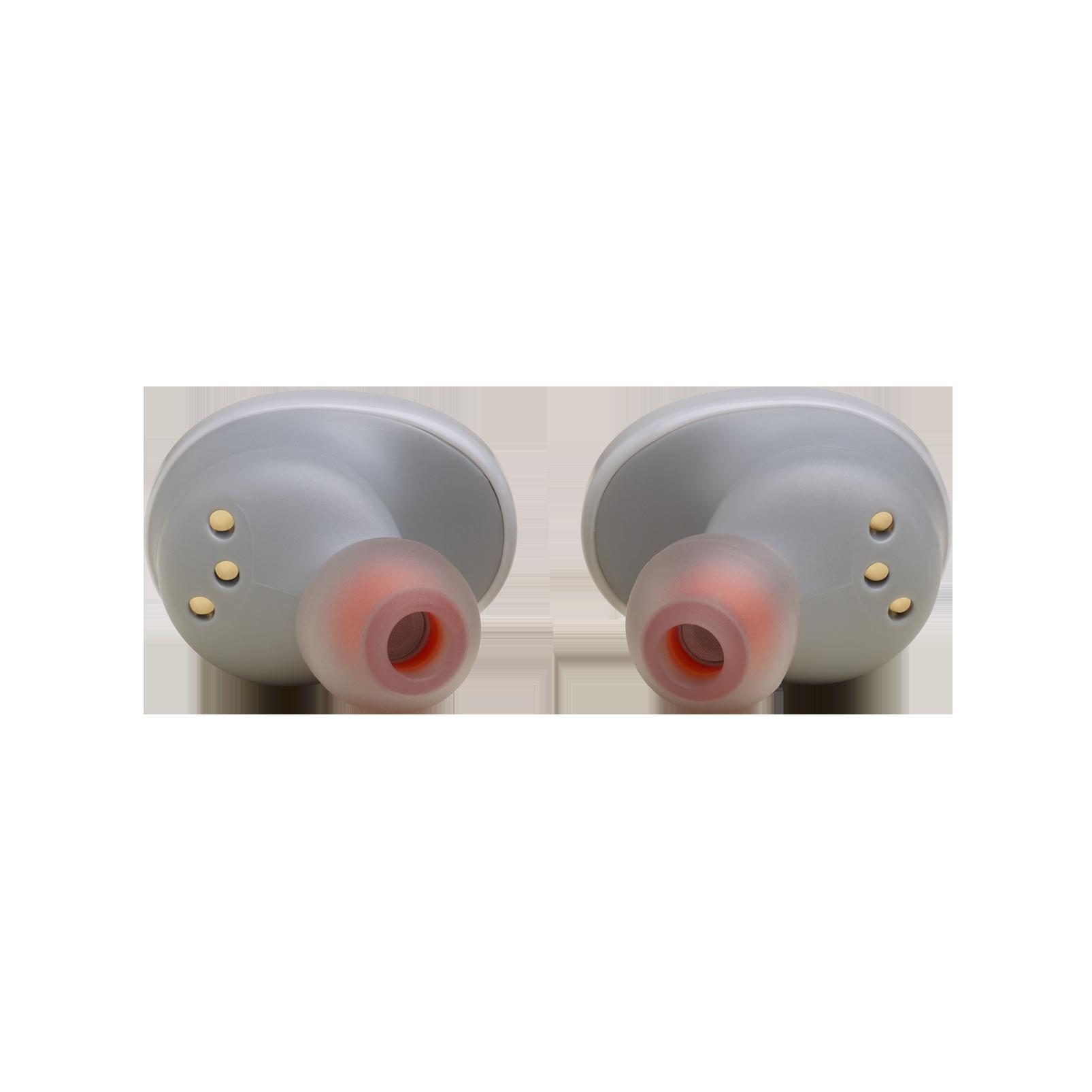 JBL TUNE 120TWS - Yellow - Truly wireless in-ear headphones. - Back