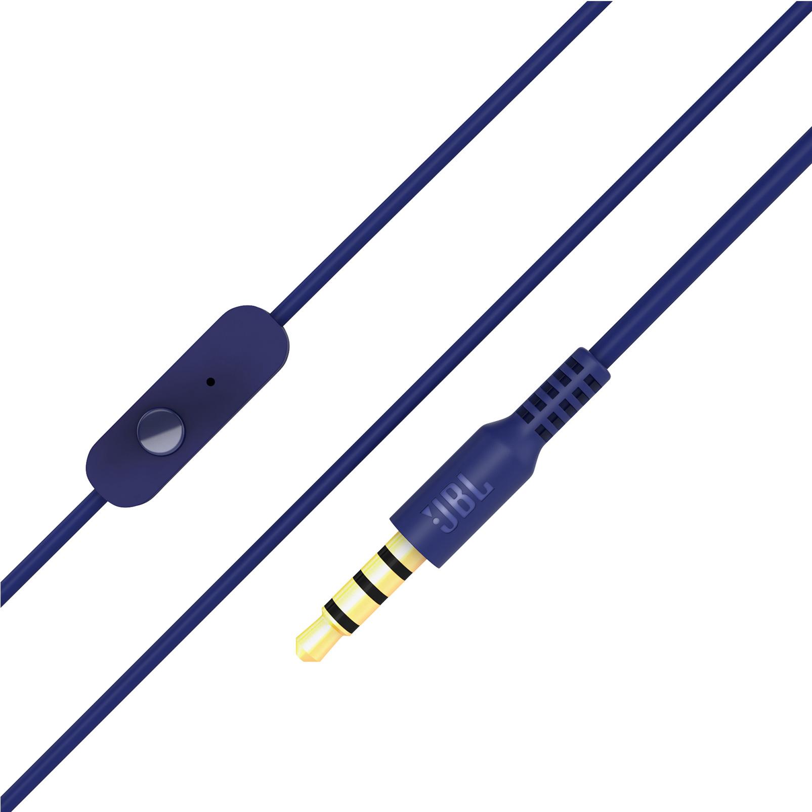 C200SI - Blue - In-Ear Headphones - Detailshot 3