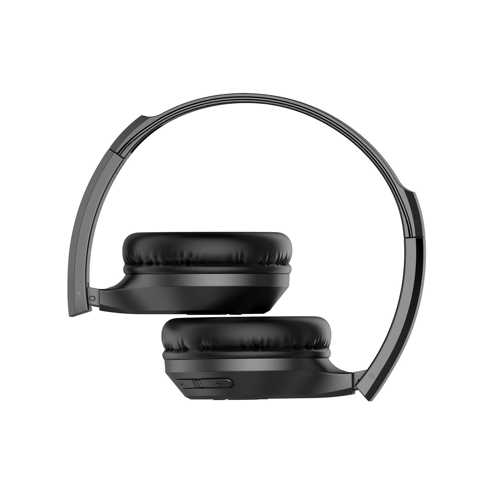 INFINITY GLIDE 500 - Black - Wireless Over-Ear Headphones - Back