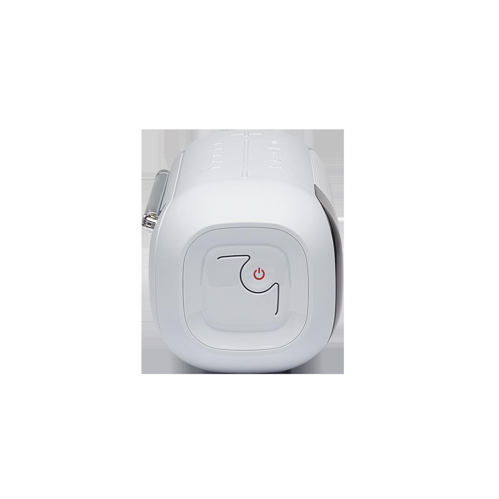 JBL Tuner 2 FM - White - Portable FM radio with Bluetooth - Detailshot 1