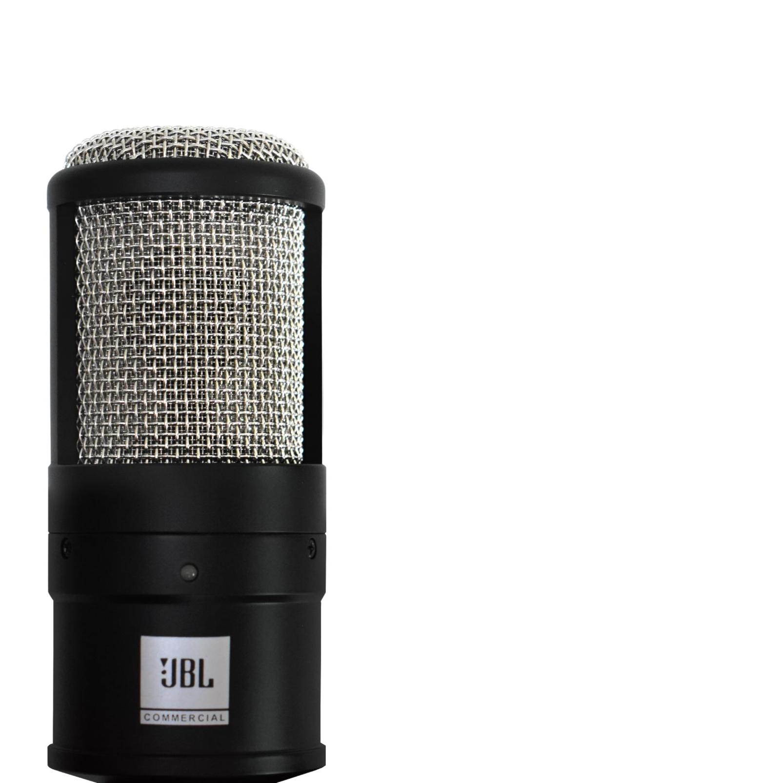CSSM100 - Black - Studio Condenser Microphone - Detailshot 4