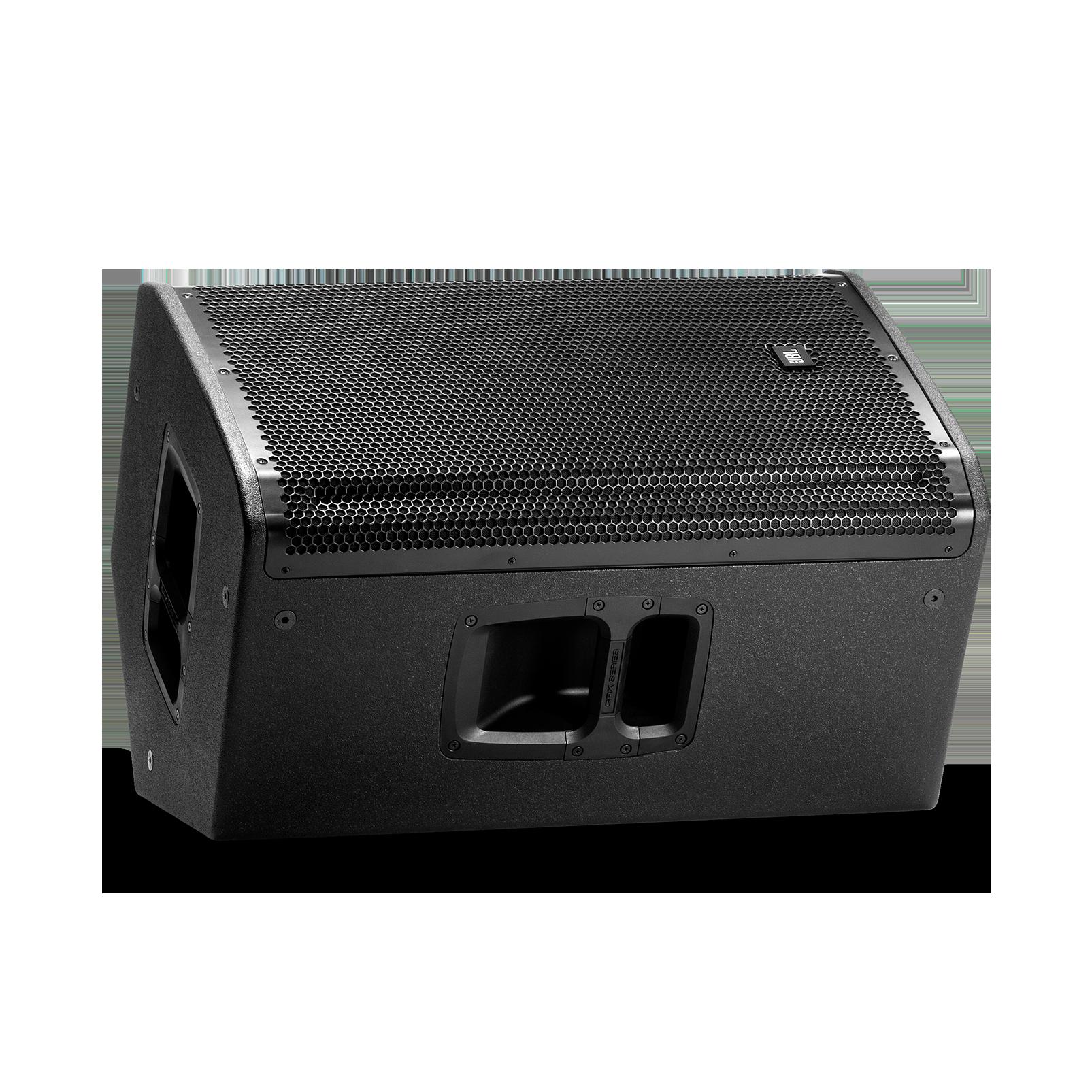 "JBL SRX815P - Black - 15"" Two-Way Bass Reflex Self-Powered System - Detailshot 4"