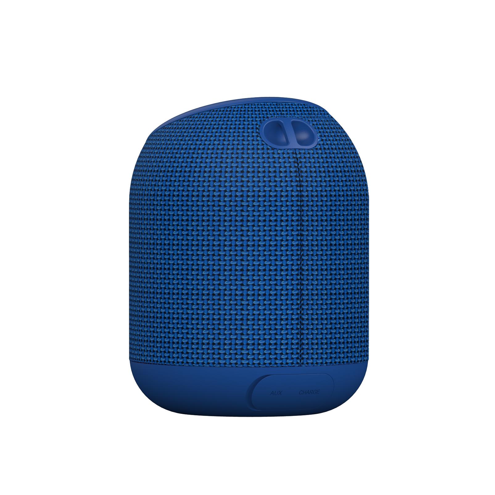 INFINITY FUZE 200 - Blue - Portable Wireless Speakers - Back